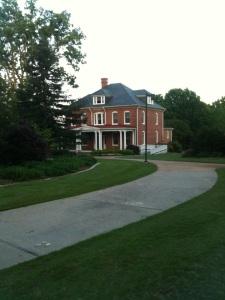 Borden House in Fletcher Park