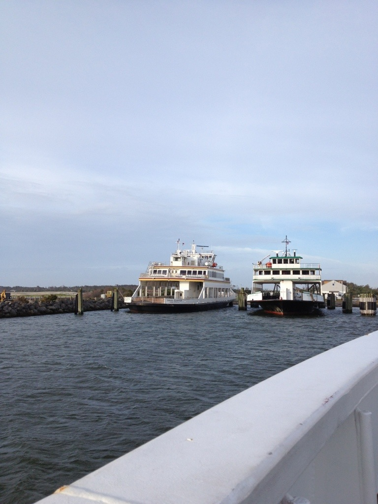 There Is No Ferry From Ocracoke To Cedar Island