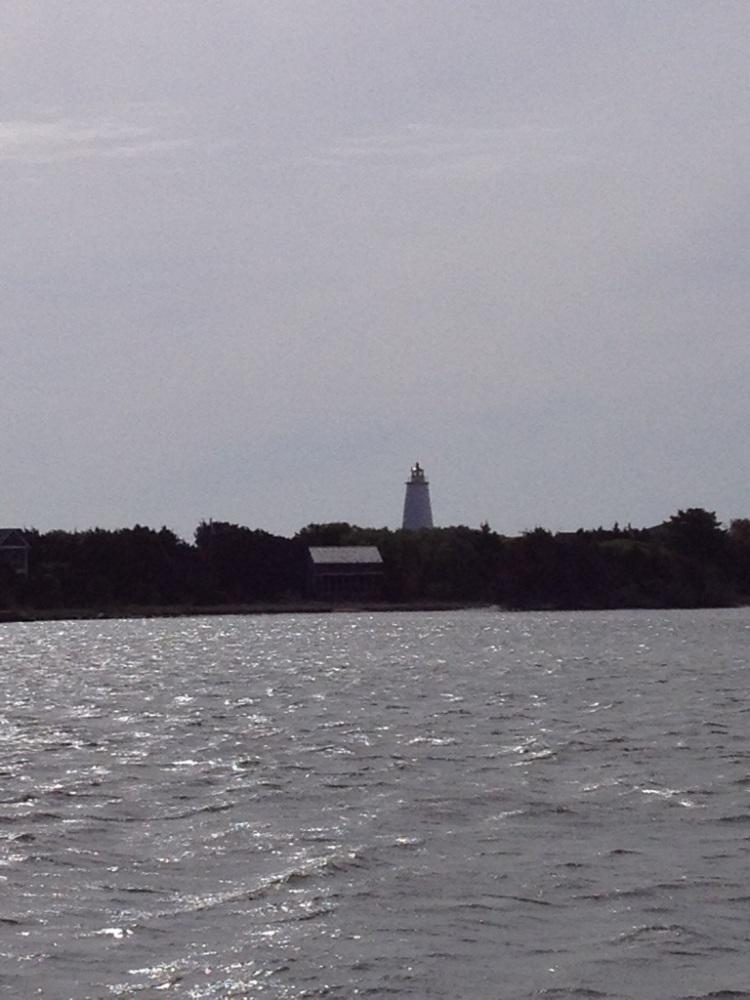 Plentiful rain and a ferry trip to Ocracoke Island and Hatteras Island. (4/6)
